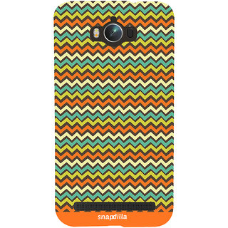 Snapdilla Funky Simple Stripes Pattern Crazy Good Looking Best Cool 3D Print Cover For Asus Zenfone Max ZC550KL :: Asus Zenfone Max ZC550KL 2016 :: Asus Zenfone Max ZC550KL 6A076IN