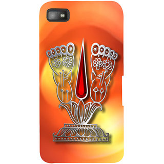 Snapdilla Traditional Religious Lord Balaji Perumal Govinda Govinda Devotional Lord Vishnu Cell Cover For BlackBerry Z10