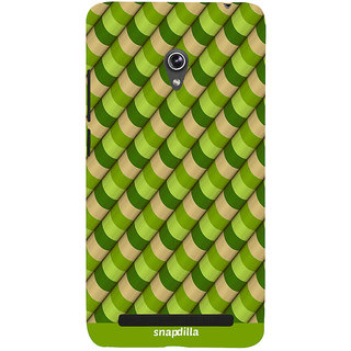 Snapdilla Awesome Cute Looking Stripes Pattern Ethnic Beautiful Creative Cell Cover For Asus Zenfone 5