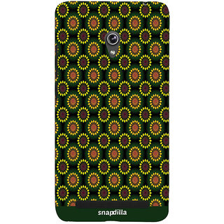 Snapdilla Stylish Looking Beautiful Rangoli Pattern Creative Smartphone Case For Asus Zenfone 5