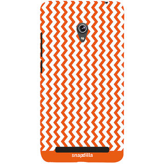 Snapdilla Artistic Modern Cute Looking Stripes Pattern Trendy Love Smartphone Case For Asus Zenfone 5