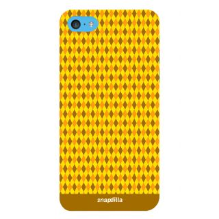 Snapdilla Latest Simple Different Looking Pattern Marvellous Colorful Mobile Case For Apple IPod Touch 6
