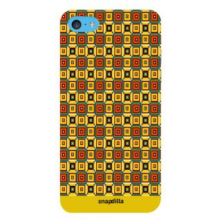 Snapdilla Simple Crazy Looking Excellent Pattern Latest Best Designer Case For Apple IPod Touch 6