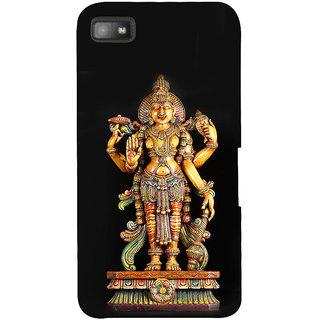 Snapdilla Hindu Religious Lord Vishnu Spiritual Devotional Idol Deity Designer Case For BlackBerry Z10