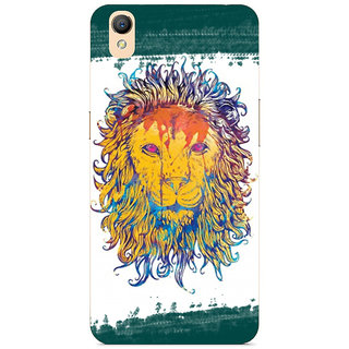 Unique Print Back Cover For Oppo A37