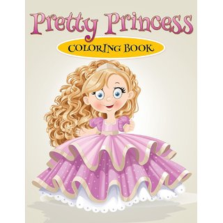 Pretty Princess Coloring Book RKC0000115459