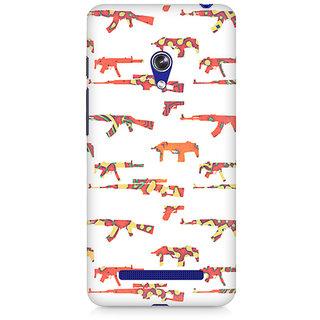 CopyCatz Hue Gun Premium Printed Case For Asus Zenfone 5