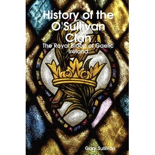 History of the O'Sullivan Clan RKC0000494897