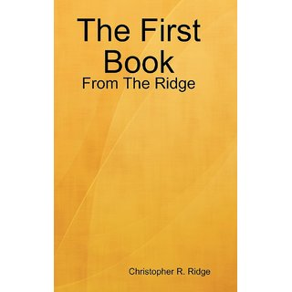 The First Book RKC0000460660