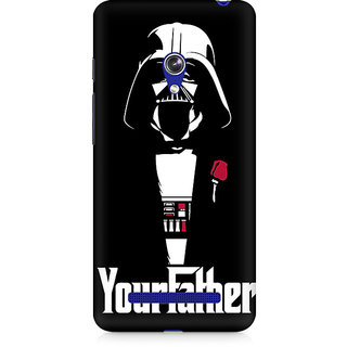 CopyCatz Your Father Premium Printed Case For Asus Zenfone Go