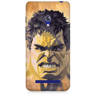 CopyCatz Hulk Premium Printed Case For Asus Zenfone Go