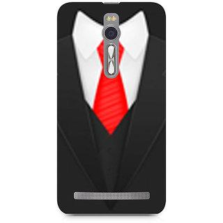 CopyCatz Elegant Suit Premium Printed Case For Asus Zenfone 2