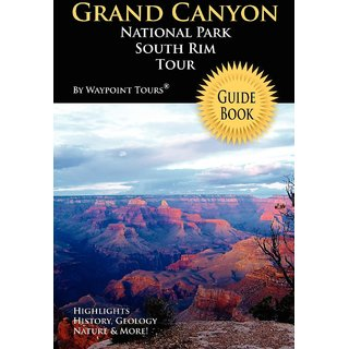 Grand Canyon National Park South Rim Tour Guide Book RKC0000459661