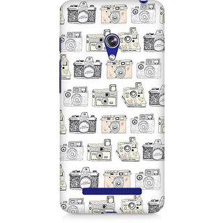 CopyCatz Cameras Premium Printed Case For Asus Zenfone 5