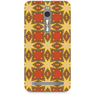 CopyCatz Tribal Geometric Premium Printed Case For Asus Zenfone 2