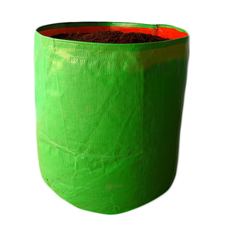 HDPE Grow bag 5 nos Size 12 x 18 Inch ( 1 x 1.5 feet) Terrace/Kitchen Garden