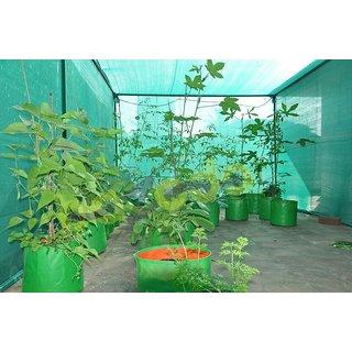HDPE Grow bag 5 nos Size 18 x 12 Inch ( 1.5 x 1 feet) Terrace/Kitchen Garden