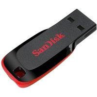 Sandisk Cruzer Blade 16 GB Utility Pendrive  (Multicolor)