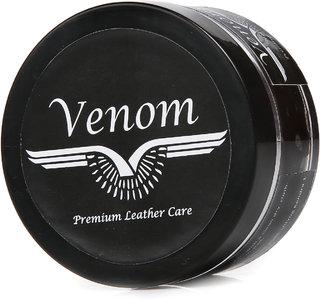 Venom Brown Leather Shoe Cream