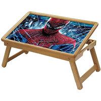 Spiderman Multipurpose Foldable Wooden Study Table For Kids