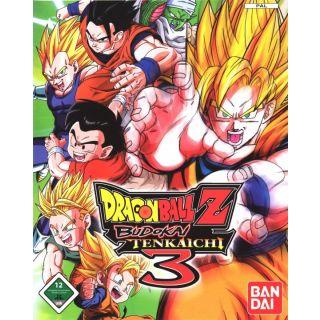 PC Dragon Ball Z Budokai Tenkaichi 3 (100 Working!)