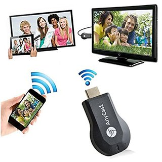 anycast HDMI 1080P Wireless TV Wifi Display Dongle Adapter High-Speed and  Portable All-Share Cast Hub Share Videos Potos