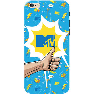 MTV Gone Case Mobile Cover For   6