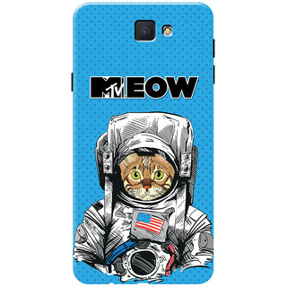 MTV Gone Case Mobile Cover For Samsung Galaxy J7 Prime