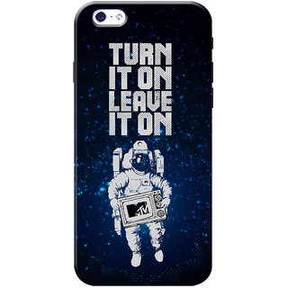MTV Gone Case Mobile Cover For   4S