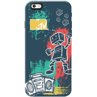 MTV Gone Case Mobile Cover For   5