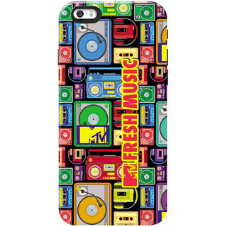 MTV Gone Case Mobile Cover For   5
