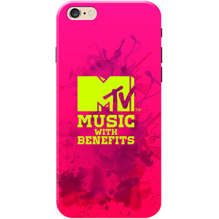 MTV Gone Case Mobile Cover For   6S Plus
