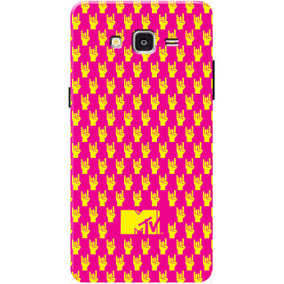 MTV Gone Case Mobile Cover For Samsung Galaxy Grand Prime