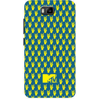 MTV Gone Case Mobile Cover For Huawei Honor Bee