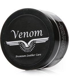 Venom Black Leather Shoe Cream