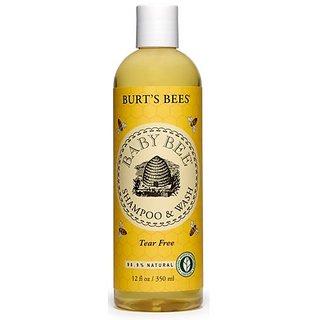 Burts Bees Baby Bee Tear Free Shampoo and Wash -- 12 fl oz