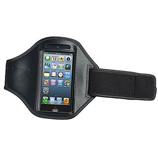 iMounTEK iPhone 5/5s Running Sports Gym Armband Protective Case, Durable, Lightweight, Heavyduty Faceplate, Adjustable,
