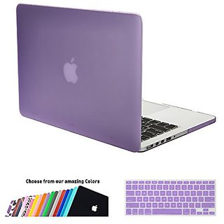 MacBook Pro 13 with Retina Display Case,iNeseon(TM) 2 in 1 [Frosted Series]Ultra Slim Rubberized Hard Shell and Keyboard