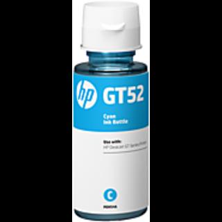 HP GT52 Cyan Original Ink Bottle(M0H54AA)