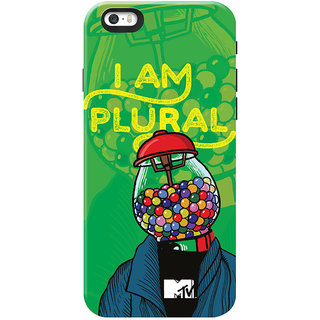 MTV Gone Case Mobile Cover For   SE