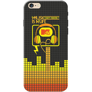 MTV Gone Case Mobile Cover For   6 Plus