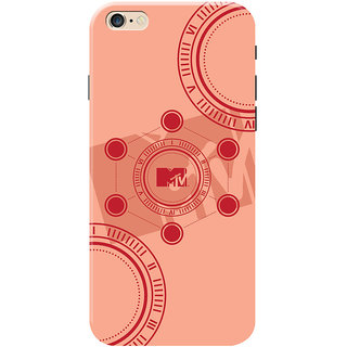MTV Gone Case Mobile Cover For   6S