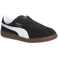 Puma Men's Bluebird Black Casual Shoes