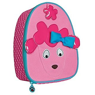 C.R. Gibson Kids Insulated Lunch Bag, Poodle