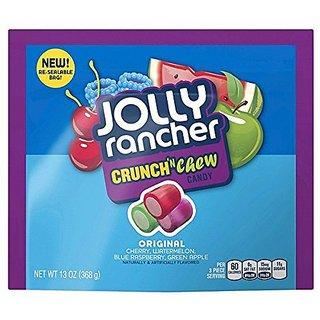 Jolly Rancher Crunch N Chew Hard Candy (2 Pack)