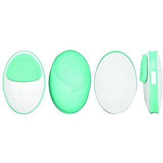 Tru Beauty Duo Facial Massager, Seafoam