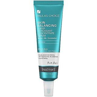 Paulas Choice SKIN BALANCING Antioxidant Retinol Serum for Oily Skin - 1 oz