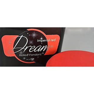 Dream Fondant Imperial Red 2#