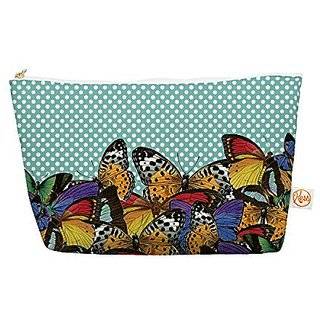 Kess InHouse Everything Bag, Tapered Pouch, Suzanne Carter