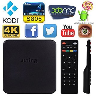 Android Tv Box Kodi Xbmc Fully Loaded 1080p Quad Core 4k IPTV OTT TV Root  H 265-JUNING 7X Smart Media Player